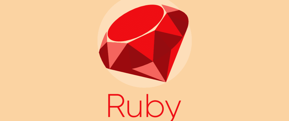 Cover image for Ruby cheatsheet for beginners