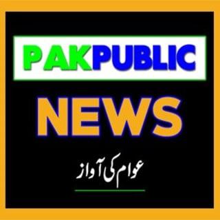 Pak Public News profile picture