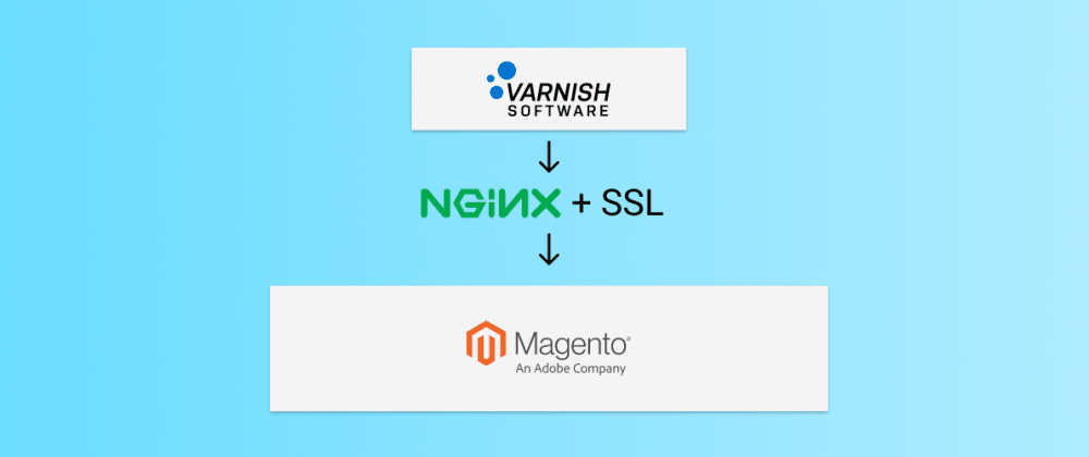 Cover image for Magento 2 with Varnish Cache and SSL