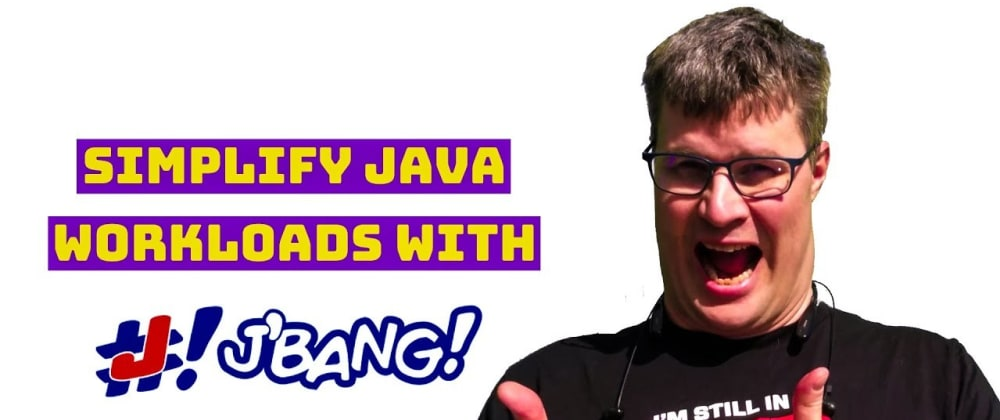 Cover image for Creating java code and simplifying execution with JBang