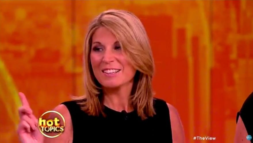 Nicolle Wallace on The View