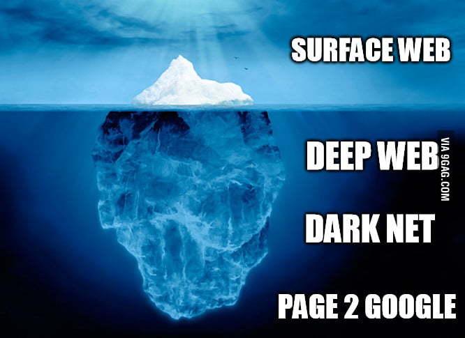 Deep web 9gag meme