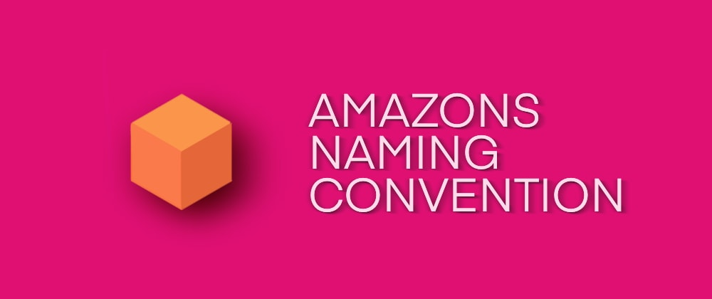 Cover image for Let's have a look at how AWS names their products...*eye twitch*