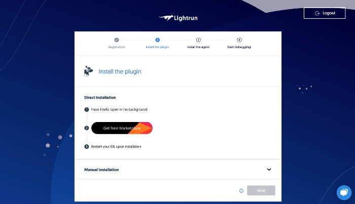 Install the Plugin and Login