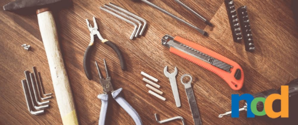 Cover image for Tools for Web Developers To Work Smarter and not Harder