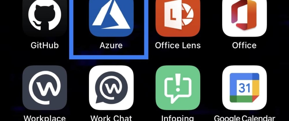 Cover image for Azure Mobile App - Microsoft Azure Administration on the Go!