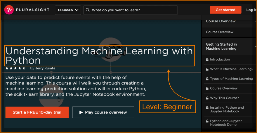The 5 Best Machine Learning Courses from World-Class