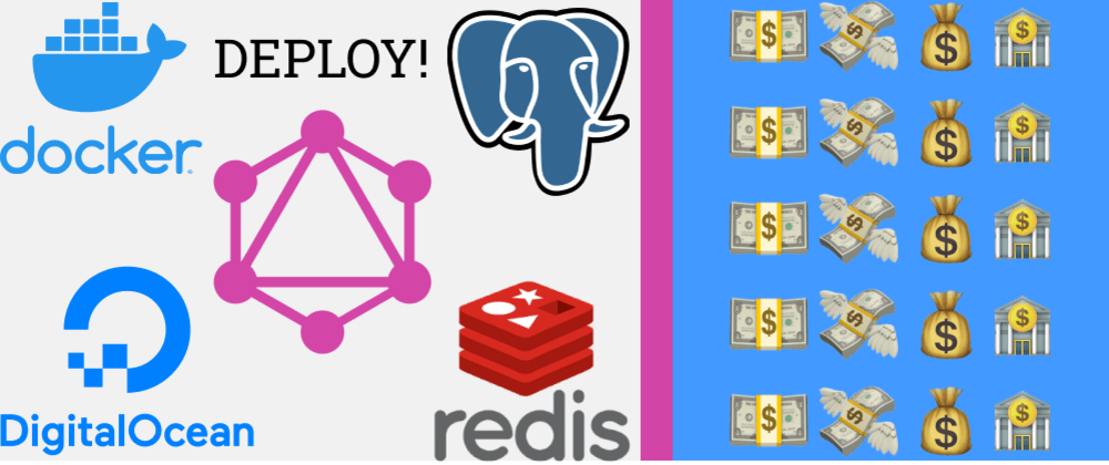 Cover image for Deploying a PostgresQL, Redis, GraphQL backend and frontend the easiest way!