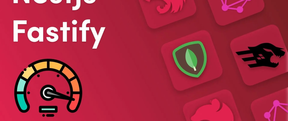Cover image for HOW TO BUILD A NESTJS | FASTIFY | GRAPHQL | MONGO AUTH API
