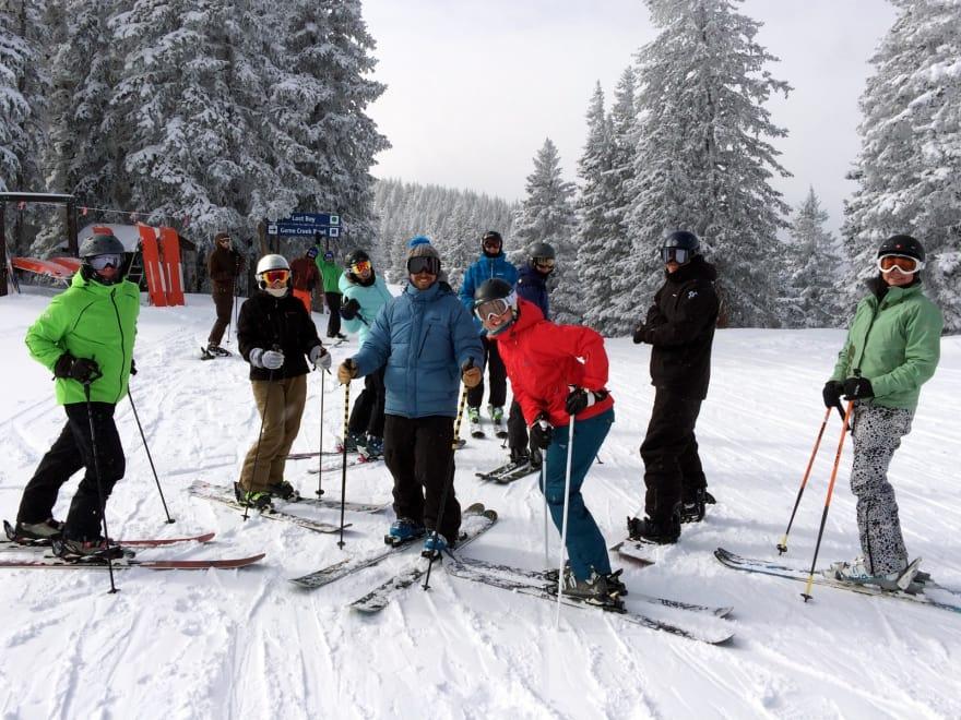 Inntopia engineering skiing