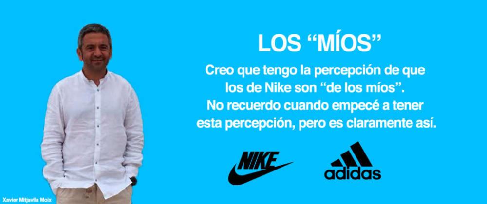 Cover image for Los «míos», por Xavier Mitjavila