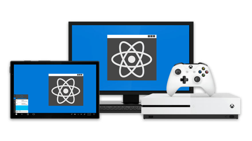 React Native for Windows + macOS