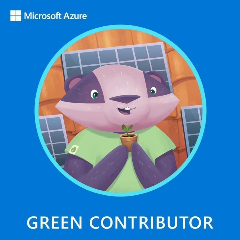 Green Contributor