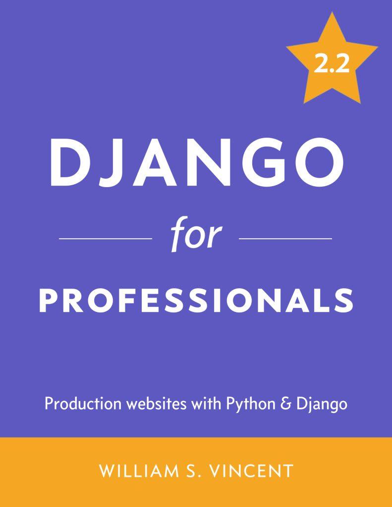 Django for Professionals - Cover