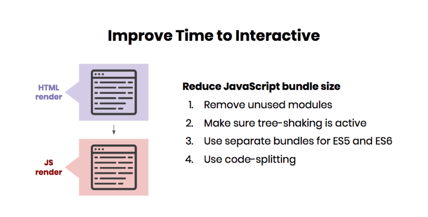 How to reduce JavaScript bundle size
