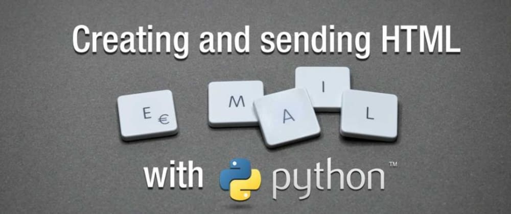 Cover image for Send Web Email With Python Using Smtp and Google Account in bulk