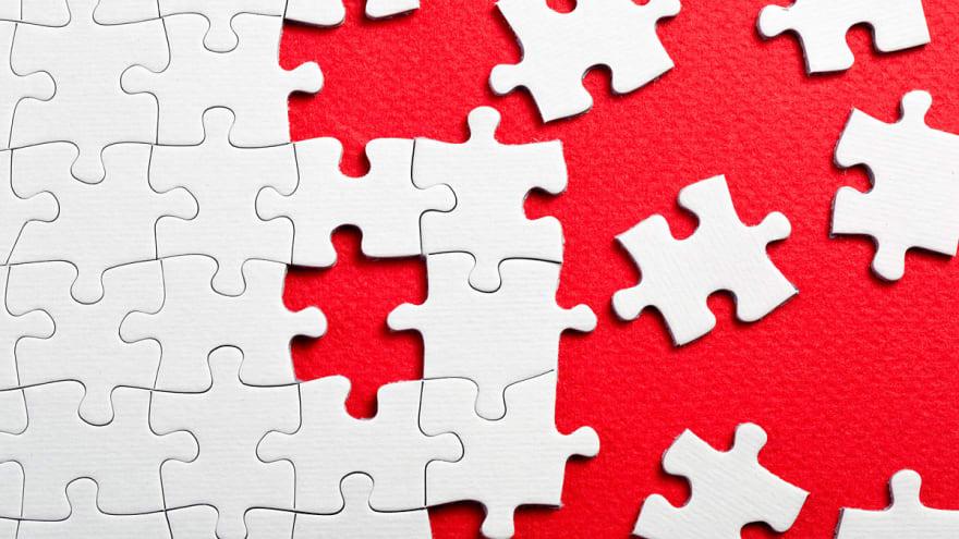 Puzzle Pieces Components