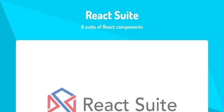 React Suite