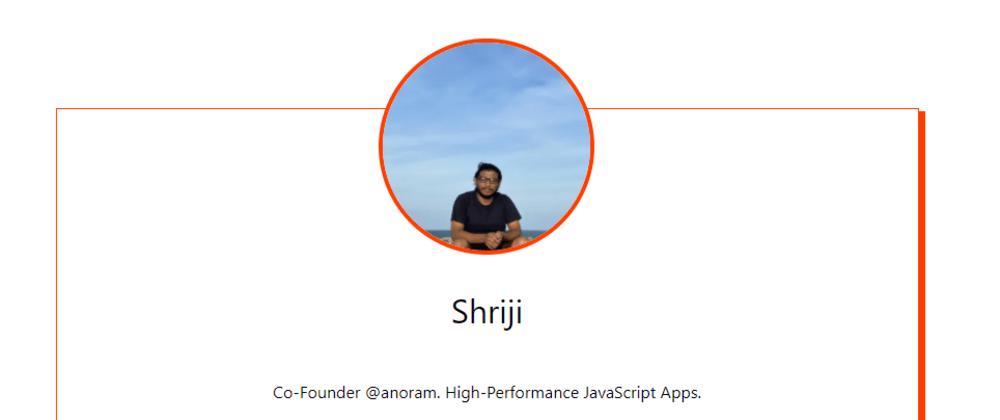 One-click Portfolio/Personal blog generator from dev.to API