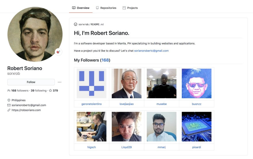 sorxrob profile
