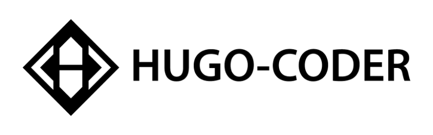 Hugo Coder Logotype
