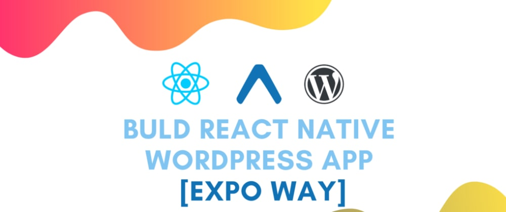 Cover image for Build React Native WordPress App [Expo way] #8 : Share