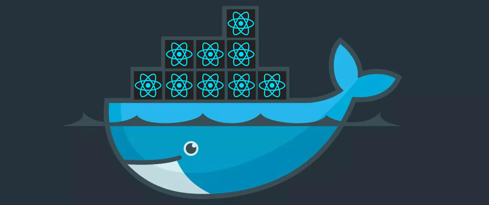 Cover image for Yet another way to containerize your React app with Docker multi-stage build