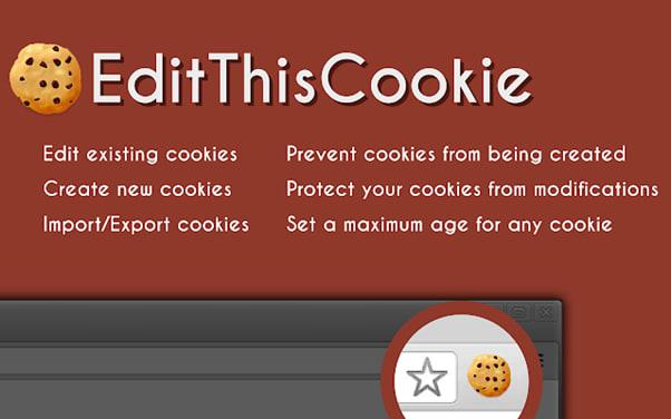edit cookie