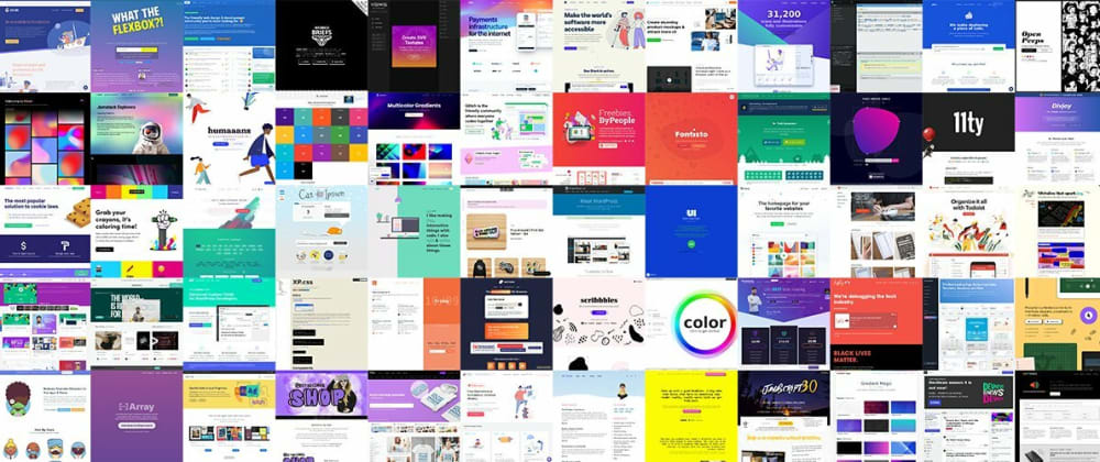 Cover image for 480+ handpicked tools & resources for web designers/developers 🧰