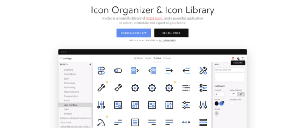 Cover image for How to get free SVG Icons for your projects?