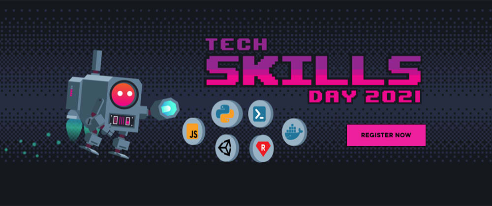 Cover image for It's Tech Skills Day!