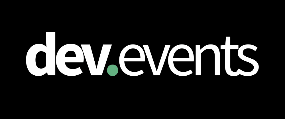 Cover image for Free online tech events for awesome developers