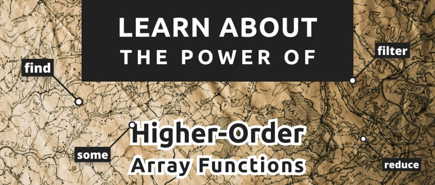 The Power of Higher-Order Array Functions