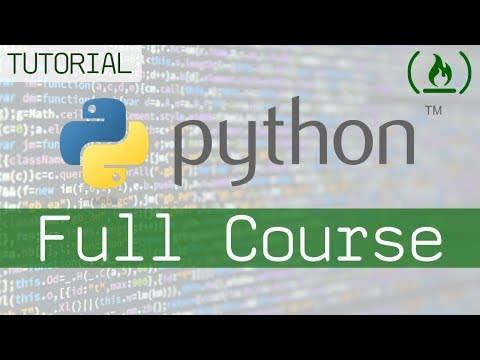 Python Full course