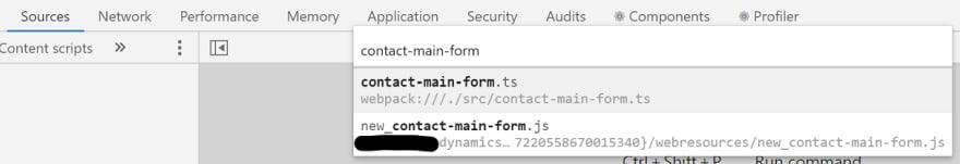 Chrome Open File