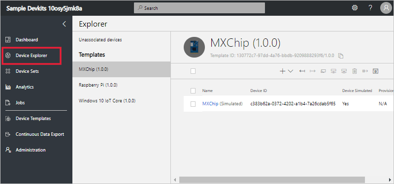 Azure IoT Central and MXChip Hands-on Lab - DEV Community