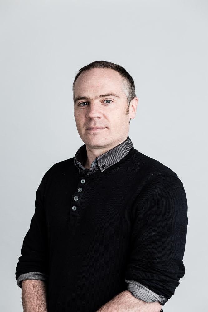 BDFL Gavin Mendel-Gleason