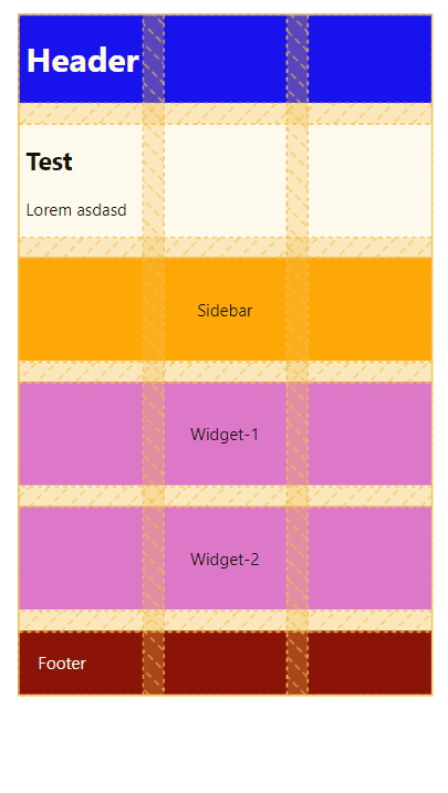 grid area css