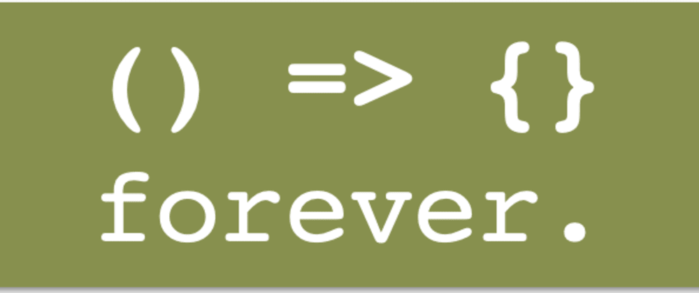Cover image for Exploring the Nuances of JavaScript Arrow Functions & Why We Love 'Em