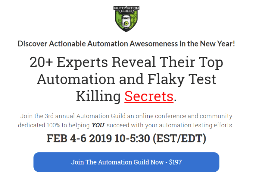 Automation Guild