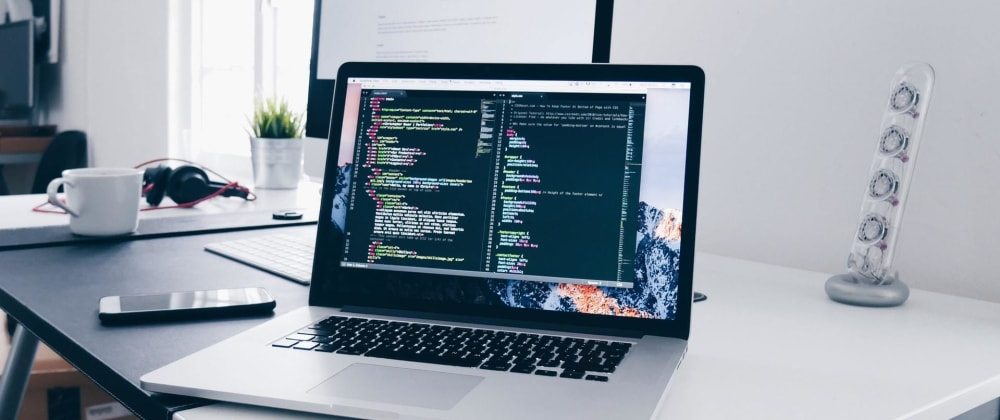 Cover image for What I do as a front-end developer
