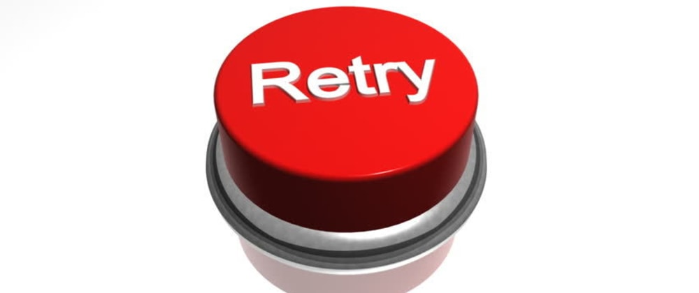 Cover image for Async/Await easy retry in c#