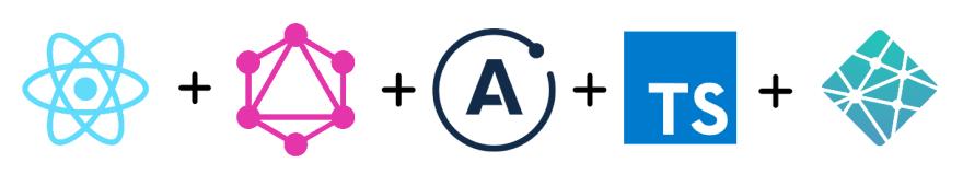 Serverless typed apollo graphql with react