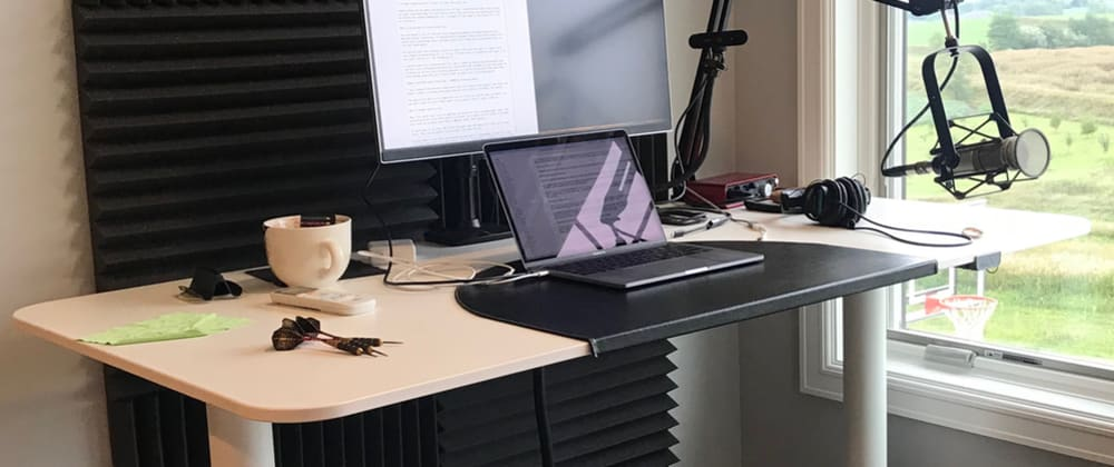 Cover image for Tips for a successful switch to a standing desk