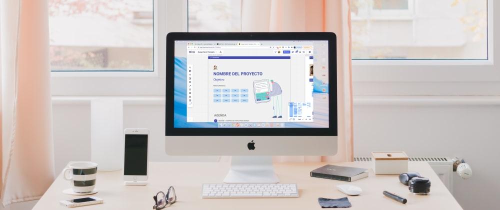 Cover image for Design Sprint adaptado a la metodología PEAK