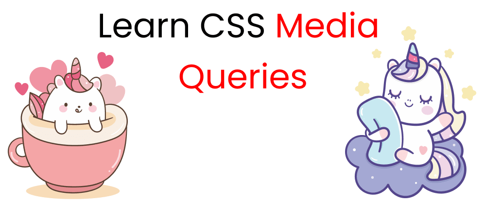 Cover image for Learn CSS Media Queries by Building Three Projects