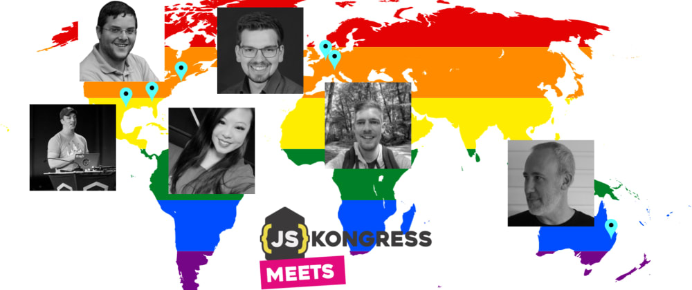 Cover image for #jskongress meets #RxJS Core Team
