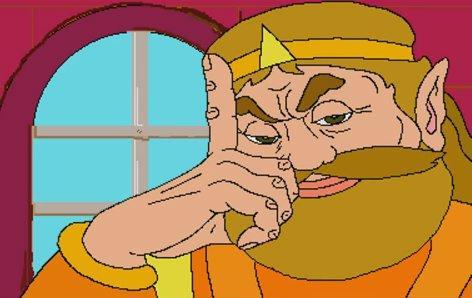 King Harkinian (https://i.kym-cdn.com/photos/images/newsfeed/000/246/833/8f3.jpg)