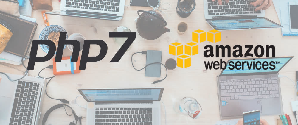 Cover image for PHP 7 on Amazon Web Services (AWS) Cloud9