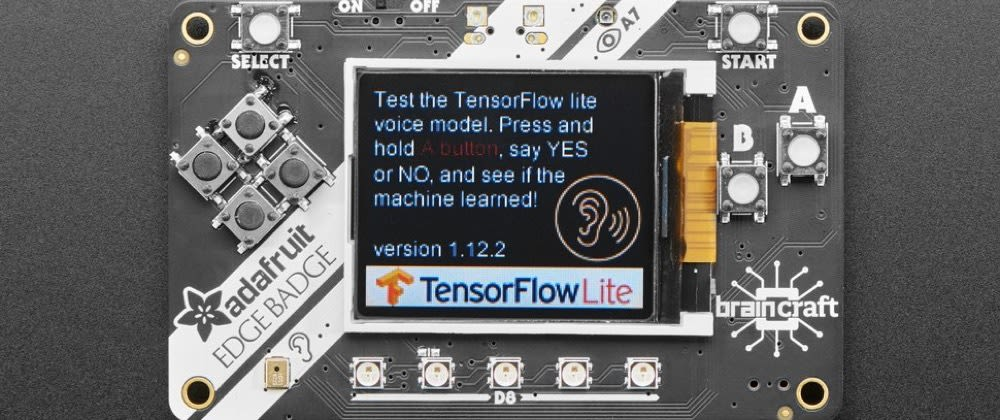 Cover image for Recognizing words on a microcontroller using TinyML